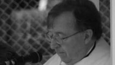Father Grasby, the former parish priest of St Mary Magdalen in Chadstone, was placed on administrative leave in 2012.
