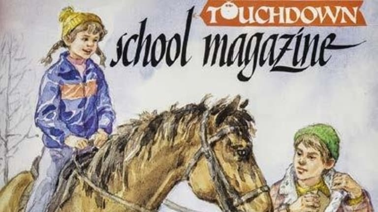 The School Magazine celebrates 100 years.