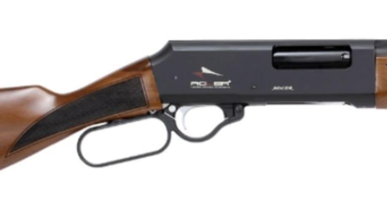 The Adler shotgun.