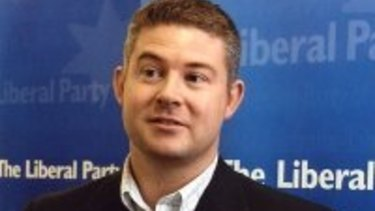 Former Liberal Party state director Damien Mantach has been sentenced to five years in prison after pleading guilty to defrauding the party of $1.55 million