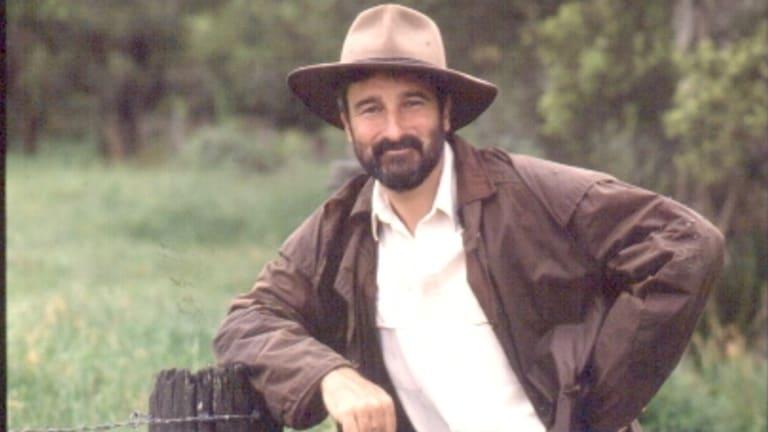 Don Burke from Burke's Backyard