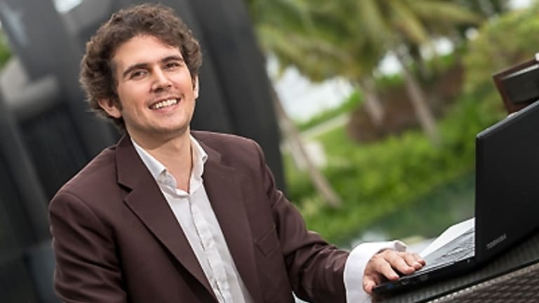 Sounding a warning about democracy: Roberto Foa.
