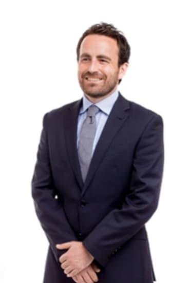 Alex Fletcher, a Perth lawyer and cycling enthusiast.