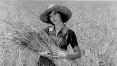 1930 silent melodrama <i>City Girl</i>.