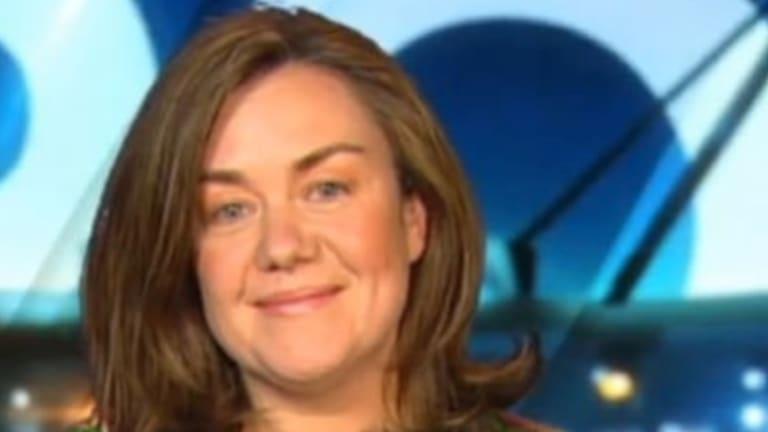 Veteran journalist Samantha Maiden.