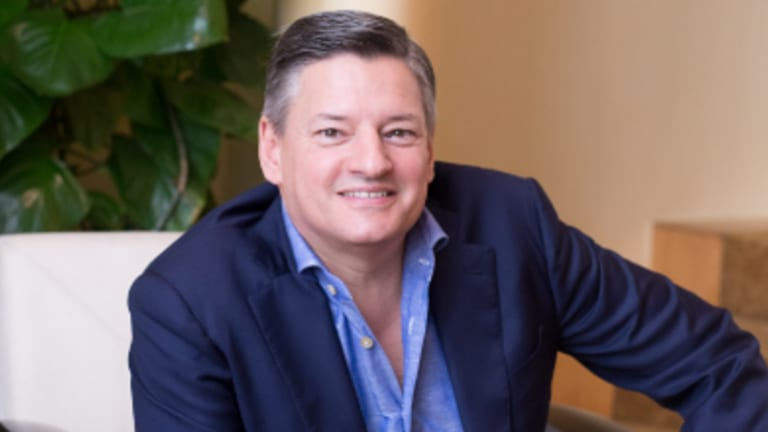 Ted Sarandos, Netflix's chief content officer.
