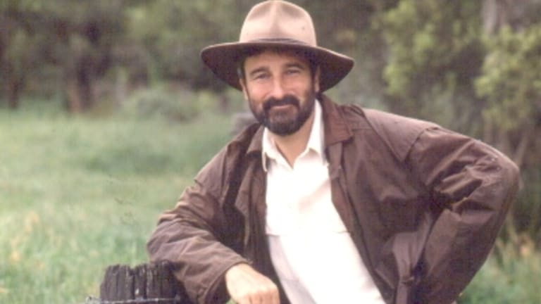 Don Burke from Burke's Backyard. His name came up more than any other as women made allegations about sexual harassment and abuse in the Australian media.