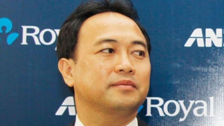 Kith Meng, who runs Cambodia's Royal Group.