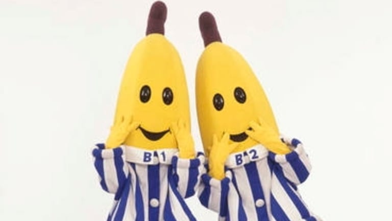 <i>The Bananas in Pyjamas</i> are an iconic Aussie bros team.
