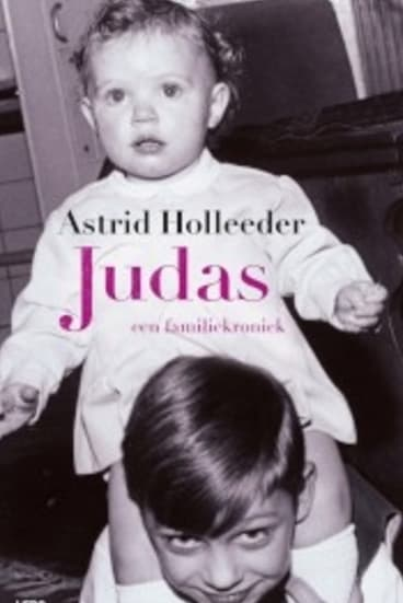 """Astrid Holleeder's memoir """"Judas"""", about the crimes of her celebrity gangster brother Willem Holleeder, has become a runaway best seller."""