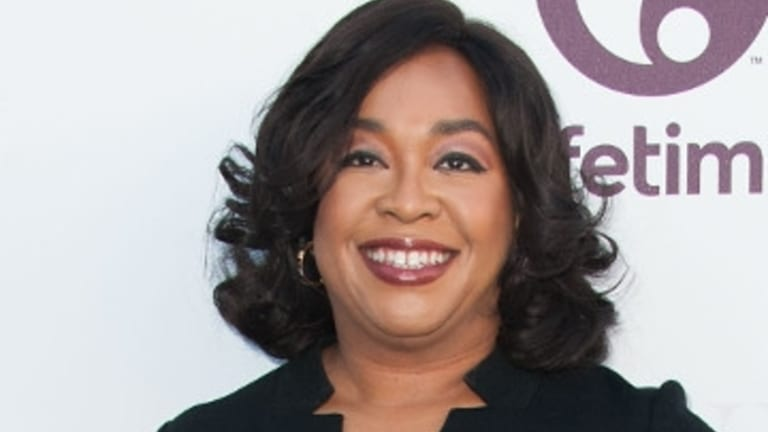 Showrunner and producer, Shonda Rhimes.
