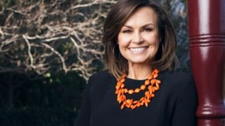 Lisa Wilkinson former Cleo editor and TODAY show host.