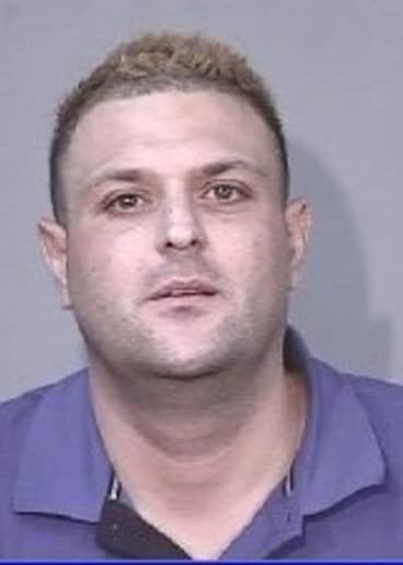 Ali Chahine, 33, had been on the run after escaping from custody at the Downing Centre court complex.