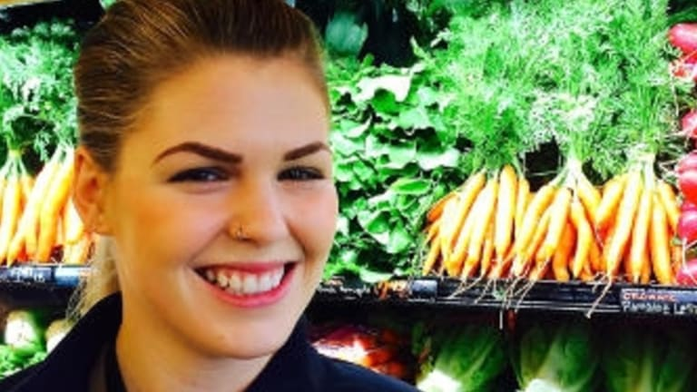 Belle Gibson of <i>The Whole Pantry</i>