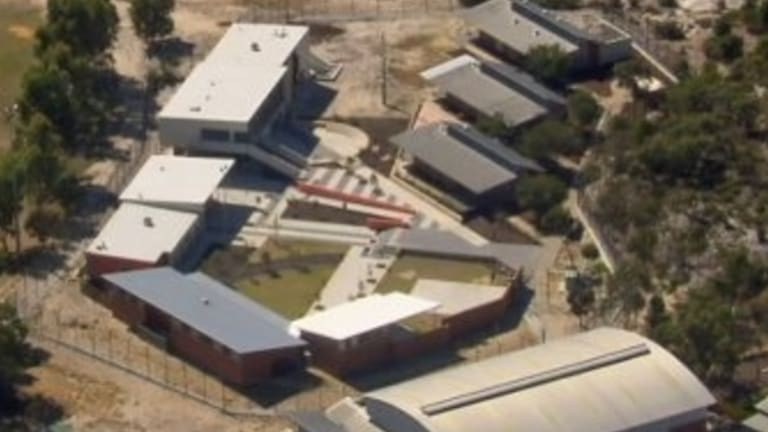 Banksia Hill is WA's only youth detention centre.