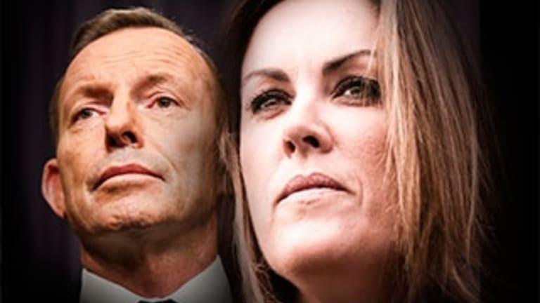 Tony Abbott and Peta Credlin's close relationship upset many close to power in the Abbott government.