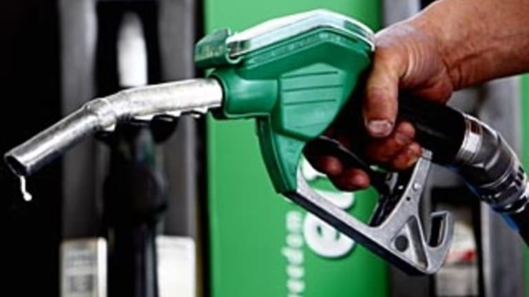 Because we see the price of petrol so frequently, we have a very keen sense of 'cheap' and 'expensive'.