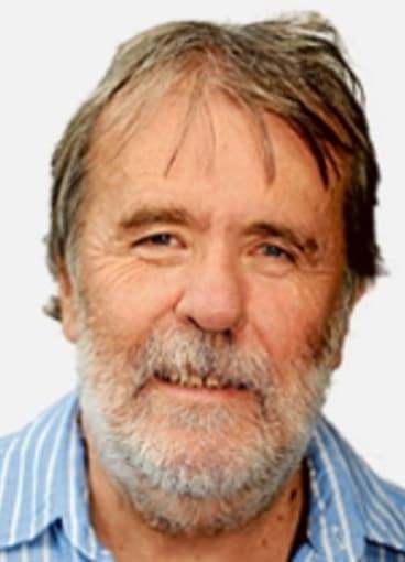 Age columnist and author Martin Flanagan.