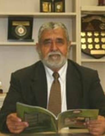 Headmaster of Al-Taqwa College in Truganina, Omar Hallak.