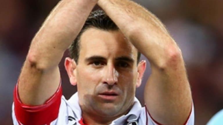 Top job: Gerard Sutton will take control of the Australia-England showdown.