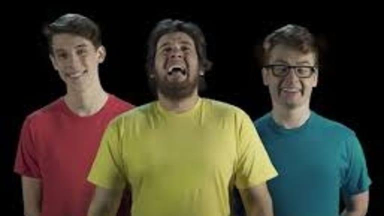 Cyndago members (from left) Matt Watson, Ryan Magee and Daniel Kyre.