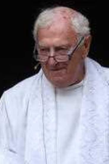 Monsignor Tony Doherty.