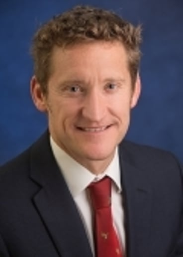 Richard Hoskins is a Managing Director at the Carlyle Group, a bidder for Land and Property Information NSW.