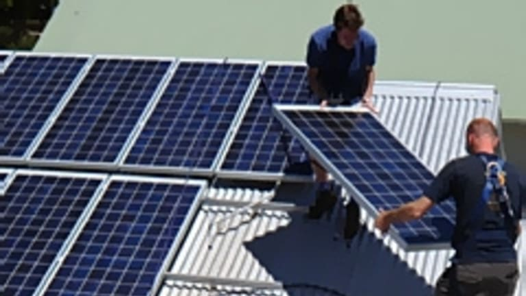 A shortage of installers means 2018 should also be off to a solid start for new solar PV as companies try to meet pent-up demand.