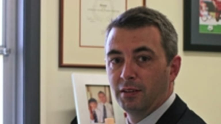 Proactive: NRL chief medico Paul Bloomfield.