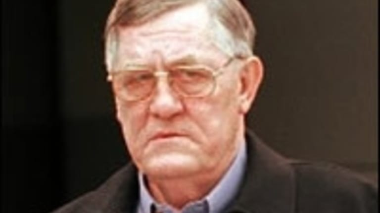 Graham 'The Munster' Kinniburgh, a member of the Carlton Crew, was murdered outside his Kew home in 2003.