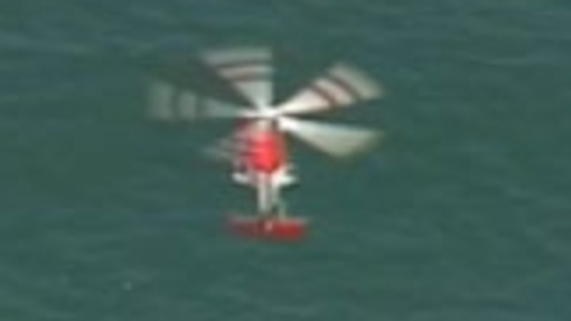 Swimmer reported missing in wild surf near Narrabeen in