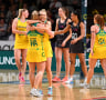 Good isn't good enough for Diamonds in netball's Constellation Cup