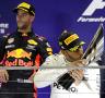 Daniel Ricciardo's loss at Singapore Grand Prix won't dampen Aussie spirits