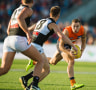Devon Smith misses out as GWS Giants name unchanged team for preliminary final against Richmond Tigers