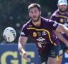 Brisbane Broncos' Ben Hunt has new appreciation for the men in the middle
