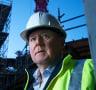 Labor demands independent inquiry into Nigel Hadgkiss building watchdog affair