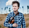 Norwegian violin virtuoso Henning Kraggerud joins the Australian Chamber Orchestra