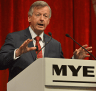 Myer chairman Paul McClintock opts for quick clearance rather than wrath of billionaire Solomon Lew