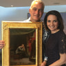 Rejected Tom Roberts' painting declared genuine