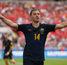 Melbourne City set to sign Socceroo James Troisi as marquee