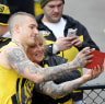'Tiger-mania' tipped to attract huge MCG crowd for Richmond vs GWS preliminary final