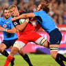 Bulls edge out Stormers in Super Rugby arm wrestle