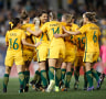 Sam Kerr inspires Matildas to another win over Brazil