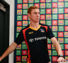 Adelaide forward Tom Lynch goes from intensive care to cusp of AFL grand final