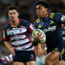 Melbourne Rebels embarrassing in half-century Super Rugby thumping by Highlanders