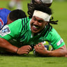 Highlanders put sorry Western Force to the sword in Perth