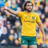 Michael Cheika eager to get Karmichael Hunt back, says he can still fit into a Wallabies starting XV