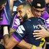 Melbourne Storm the only NRL club that believed in me, says Josh Addo-Carr