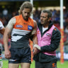 GWS Giants captain Callan Ward's fourth crack at grand final start: 'One that hurts most was last year'