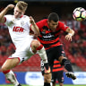 Western Sydney Wanderers draw with Adelaide United in A-League grand final replay